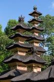 Hindu temple, Ubud, Bali, Indonesia Stock Image