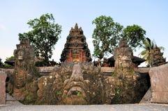 Hindu temple, Ubud, Bali Royalty Free Stock Photo