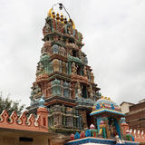 Hindu tower in Mysore of India Royalty Free Stock Photos