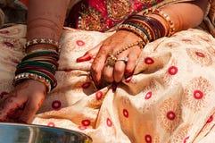 Hindu Wedding Stock Photos