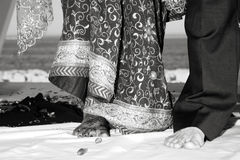 Hindu Wedding Ceremony Royalty Free Stock Photos