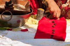 Hindu Wedding Royalty Free Stock Images