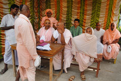 Hinduisim em India foto de stock