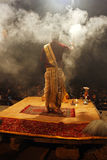 Hinduisim en la India Foto de archivo libre de regalías
