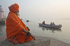 Hinduisim in Indien Stockfotos