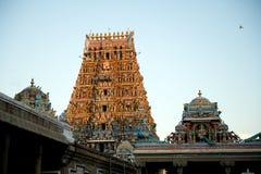 Hinduisk arkitektur arkivbilder