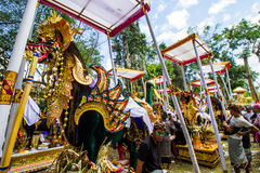 hinduisk ceremoni Royaltyfri Foto