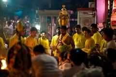 hinduisk festival Fotografering för Bildbyråer