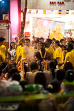 hinduisk festival Arkivbild