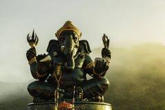 Hinduisk gud Ganesha Royaltyfri Foto