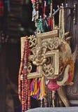 Hinduisk hakkors Arkivbilder