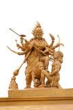 hinduisk kali för gudinna Arkivbild