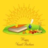 Hinduisk religionfestival, Vasant Panchami berömbegrepp Royaltyfria Foton
