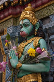 hinduisk skulptur Royaltyfri Bild