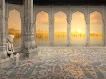 hinduisk slott Royaltyfria Foton
