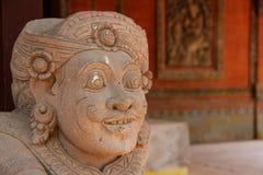 hinduisk staty för balinese Fotografering för Bildbyråer