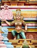 hinduisk staty för gud Arkivbild