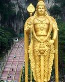 hinduisk staty för gud Arkivfoto