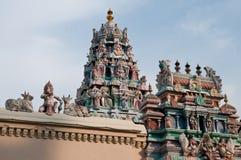 Hinduisk tempel Royaltyfri Bild