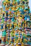 Hinduisk tempel Sri Lanka Arkivfoto