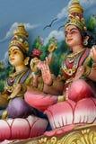 hinduiska gudar Royaltyfri Bild