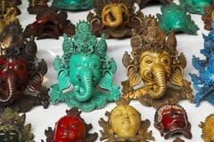 Hinduiska gudar Ganesha fotografering för bildbyråer