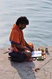 Hinduiska Sadhu Royaltyfri Bild