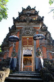 hinduiskt indonesia tempel Royaltyfria Bilder