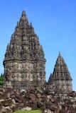 hinduiskt storartat tempel royaltyfri bild