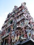 hinduiskt tempel Royaltyfria Bilder
