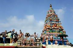 hinduiskt tempel royaltyfri bild