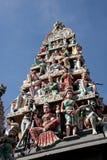 hinduiskt tempel Arkivbild