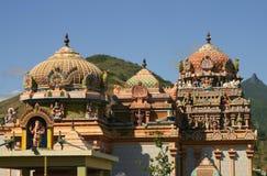 hinduiskt tempel Arkivfoto