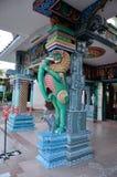 hinduiskt tempel royaltyfri foto