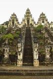 hinduiskt tempel för balinese Arkivbild
