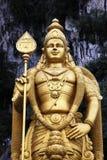 hinduiskt tempel för batugrottor arkivbilder