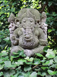 Hinduism god Ganesha statue Royalty Free Stock Image