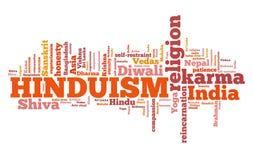 Hinduism royalty free illustration