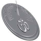 Hinduism symbol Royalty Free Stock Photos