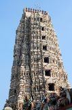 Hinduism temple Stock Photo