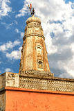 Hinduism temple. In India, Rajastan Asia Royalty Free Stock Photography