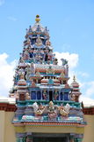 Hinduism Temple In Penang. Hinduism Temple In Georgetown Penang Malaysia royalty free stock images