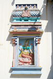 Hinduism Temple In Penang. Hinduism Temple In Georgetown Penang Malaysia royalty free stock photo