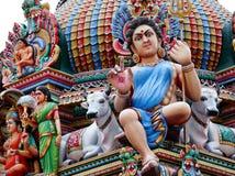 Hinduismusstatuen Stockfotos