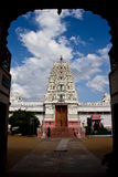 Hinduist temple in Pushkar Royalty Free Stock Photo