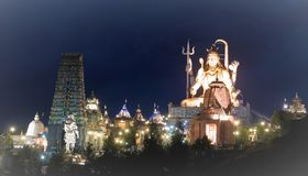 Hinduistische Götter Lizenzfreies Stockfoto