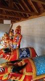 Hinduistische Götter stockbilder