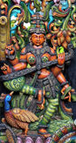 Hinduistische Göttin Saraswathi Lizenzfreies Stockfoto