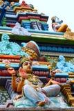 Hinduistische Gotstatue Stockfotografie