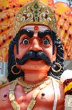 Hinduistische Gotstatue Lizenzfreies Stockbild